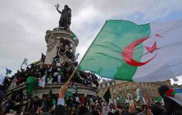 الجالية الجزائرية بباريس تتشبت برحيل رموز النظام في تجمعها العاشر