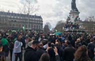 الجالية الجزائرية بفرنسا تطالب