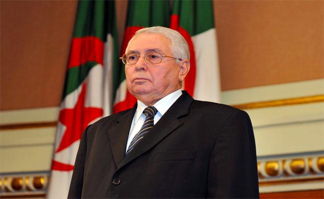 النص الكامل لخطاب رئيس الدولة عبد القادر بن صالح للأمة