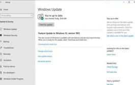 التحديث القادم من ويندوز 10 سيصل في ماي