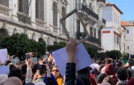 خروج الآلاف من الطلبة في مسيرات سلمية تطالب بـ