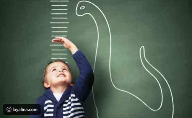 لزيادة الطول عند طفلكِ... 4 فيتامينات لا تغفلي عنها أبداً!