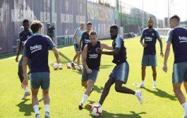 يوفنتوس يريد مدافع برشلونة