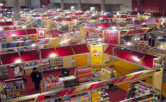 المعرض الدولي للكتاب بكيبيك يختار الجزائر ضيف شرف دورته ال60