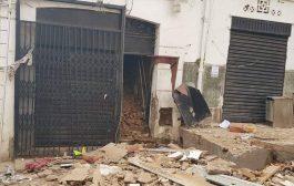 التحقيق في حادث انهيار عمارة بحي القصبة الذي خلف وفاة 5 أشخاص