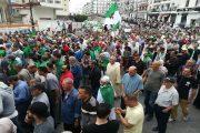 جمعة الصمود والجنرال علي غديري لن يكون ترشح لانتخابات الرئاسية