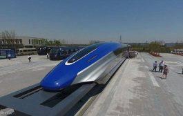 الصين تنافس نفسها والعالم يتفرج بقطار سرعته خيالية
