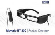 نظارة متطورة مع منفذ  USB-C أخر ابتكارات إبسون