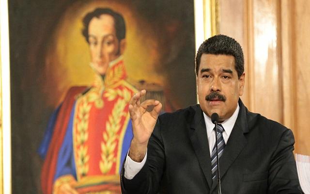 مادورو سنتخلص من تبعية الدولار الأمريكي