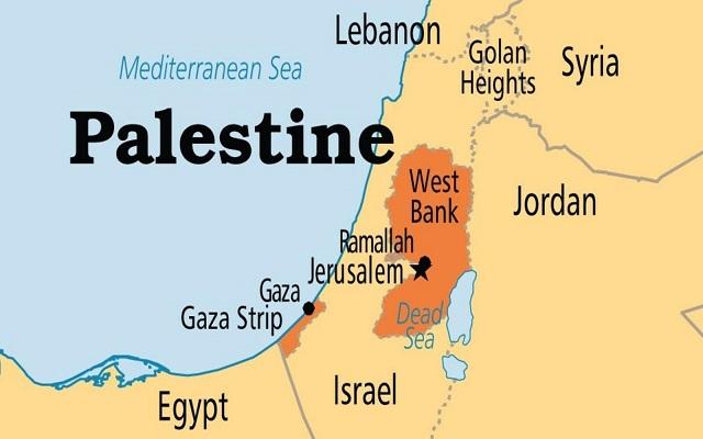 حملة كبيرة لمطالبة غوغل الاعتراف بفلسطين في خرائطها