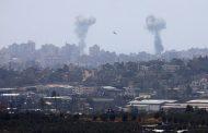 حصيلة غارة على موقع للمقاومة جنوب غزة شهيد و 5 إصابات