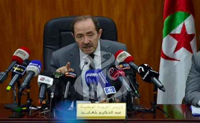 بلعابد يؤكد جاهزية وزارته لضمان السير الحسن للامتحانات المدرسية الوطنية