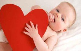 امراض القلب عند الرضيع