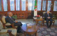 بن صالح يستقبل بدوي لمناقشة الاوضاع السياسية والاقتصادية
