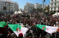 الحراك الشعبي في جمعته الـ12 : رفض للرئاسيات و تشبت برحيل الباءات الـ3