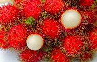 7 فوائد غير متوقّعة لفاكهة الرامبوتان!