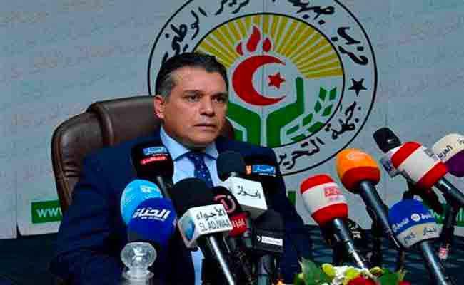 تصعيد المجموعة البرلمانية للأفلان ضد بوشارب
