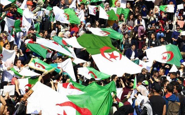 الشعب الجزائري بعد الاعتقالات سلمونا السلطة لنختار الحكومة