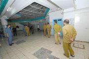سكوب / مظاهرات في سجن الحراش بسبب أن الجنرال توفيق وسعيد بوتفليقة وباقي المسؤولين يعيشون الرفاهية والبذخ