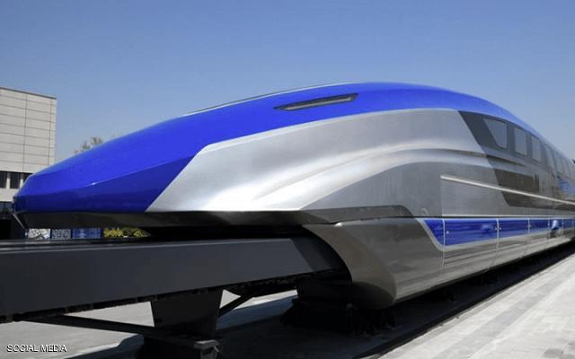 الصين ستطلق قطار أسرع من الطائرة...
