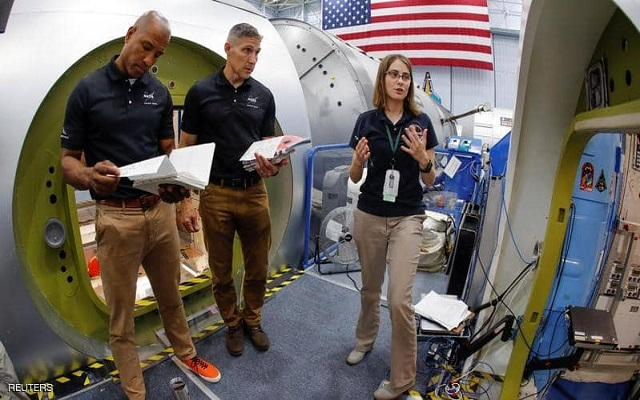 انفجار تاكسي الفضاء يجبر ناسا على إعادة تخطيط...