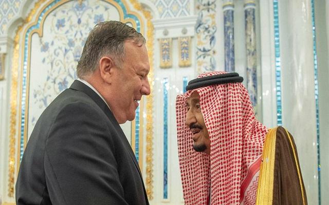 أمريكا تتفاوض على ثمن حماية دول الخليج...