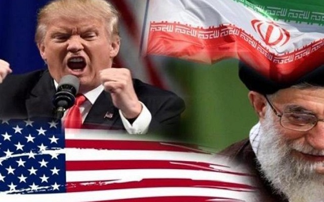 ترامب الحرب مع ايران ستنتهي بسرعة وخامنئي أمريكا لن تجرؤ على مهاجمتنا