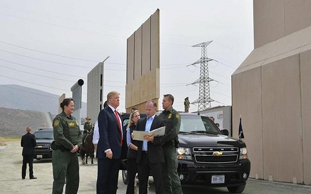 هل يتبخر حلم ترامب ببناء جدار مع المكسيك
