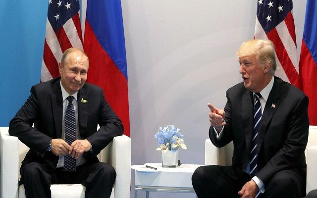 ترامب لـ بوتين لا تتدخل في الانتخابات الأمريكية القادمة