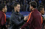 هازارد يفاجئ جماهير ريال مدريد وينهال بالمديح على الغريم