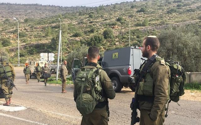 استشهاد فلسطيني بنيران القوات الإسرائيلية