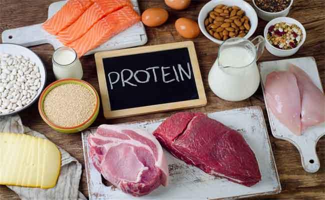 البروتين قبل النوم لجسم صحي ورشيق...