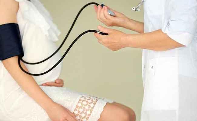 مضاعفات الضغط المرتفع خلال الحمل...