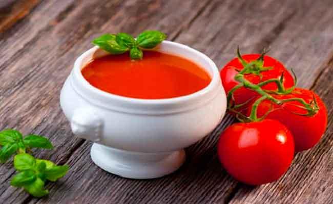 فوائد شوربة طماطم...