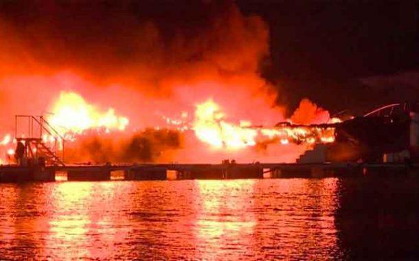 الحرائق تتسبب في مقتل 498 شخص من 2014 إلى 2018