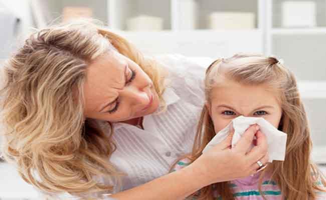 حماية الطفل من الجراثيم