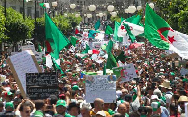 الحراك الشعبي في جمعته الـ17: تشبت برحيل النظام و تفاعل إيجابي مع محاكمة المفسدين