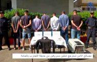 أمن العاصمة يسترجع شبلين سرقا من العيادة البيطرية بحديقة الحامة و يوقف 19 مشتبها فيهم