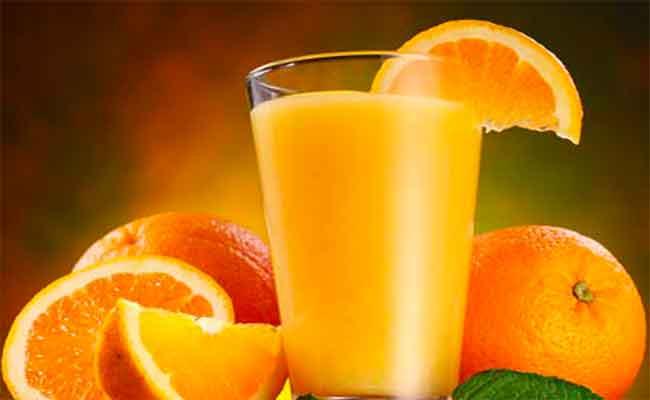 البرتقال يحرق الدّهون...