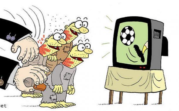 يا أيها الشعب الجزائري عندما ينتهي مفعول أفيون كاس أفريقيا أفيقوا لكي نفوز على هذا  الفريق المهم
