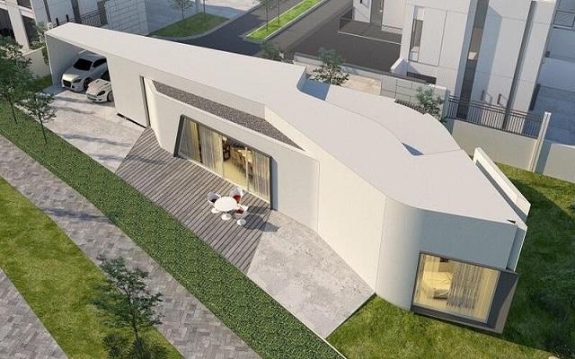 بناء أول منزل بتقنية الطباعة ثلاثية الأبعاد في الدول العربية...