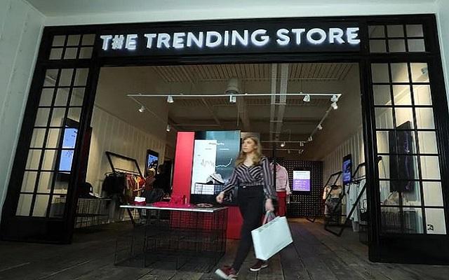 أول متجر أزياء في العالم يستخدم الذكاء الاصطناعي...