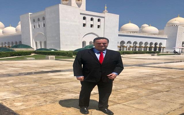 وزير الخارجية الإسرائيلي في الإمارات من أجل التعاون الاستراتيجي بين البلدين
