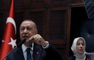 أردوغان يتهم أمريكا بالسرقة في صفقة مقاتلات إف-35