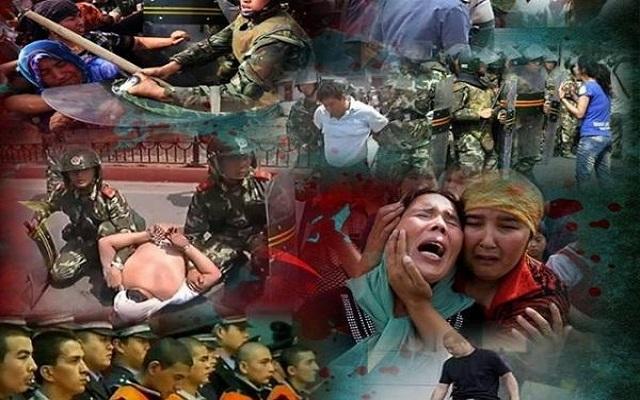 بسبب مصلحته أردوغان ينفي تعذيب واعتقال الصين للمسلمين