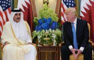 ترامب أخد الملايير ومدح أمير قطر وأخير تنكر لإيران