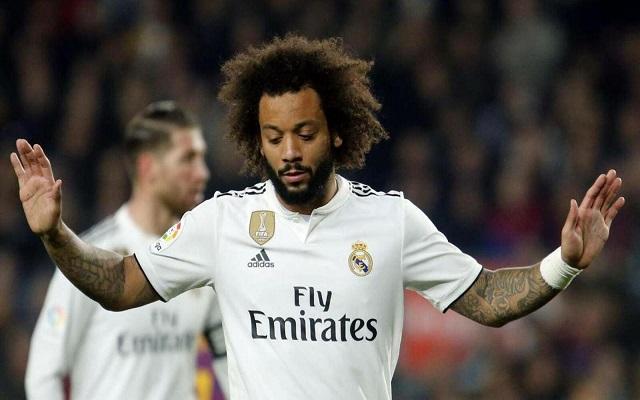 مارسيلو يريد الرحيل عن ريال مدريد...