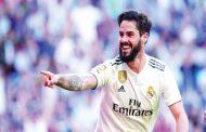يوفنتوس يريد خطف إيسكو من ريال مدريد...