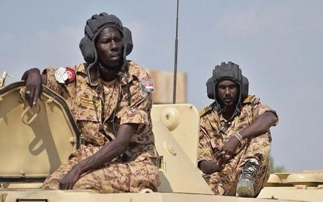 القوات السودانية تنسحب من عدة مناطق باليمن