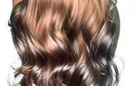 زيادة لمعان الشعر...